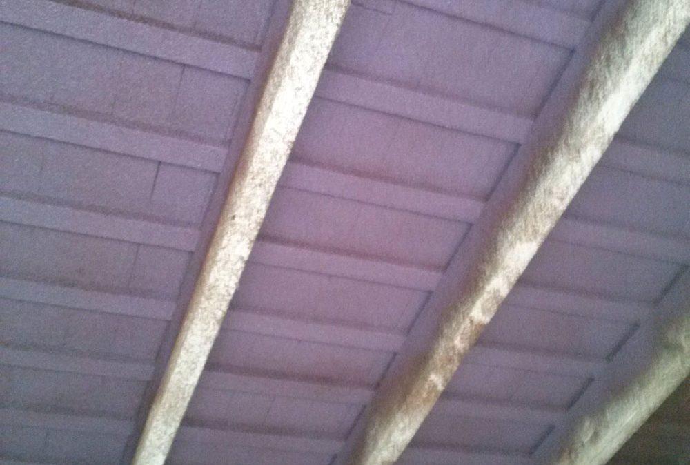 Aislamiento techo