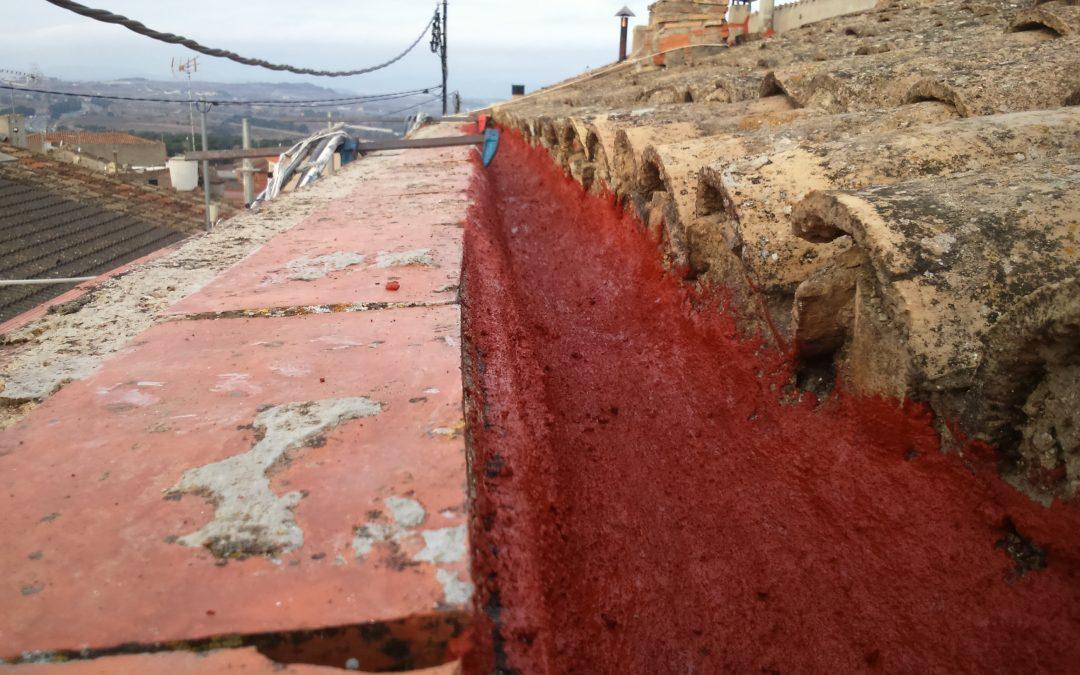 Restauració de canal pluvial