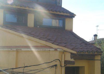Impermeabilització de teulada a Moja